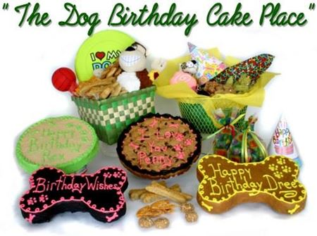 Picture for category Dog Birthday Cakes