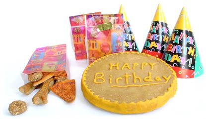 Picture of Dog Birthday Party Package