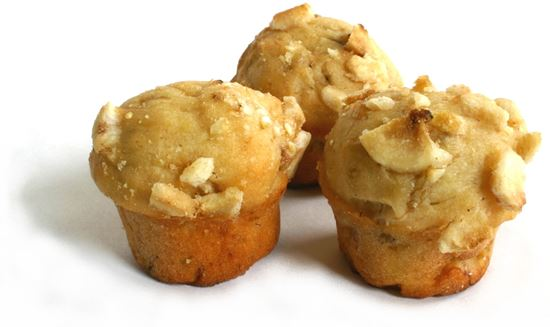 Picture of Banana Crunch Muffins