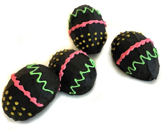 Picture of Brownie Easter Eggs