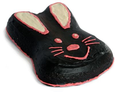 Picture of Carob Bunny Cake
