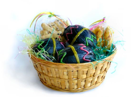 Picture of Dog Easter Basket
