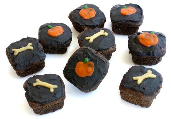 Picture of Halloween Brownies
