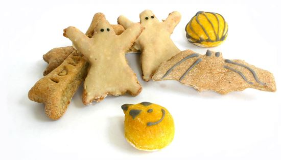 Picture of Halloween Dog Treats Sampler
