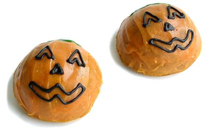 Picture of Howling Healthy Pumpkin Cakes