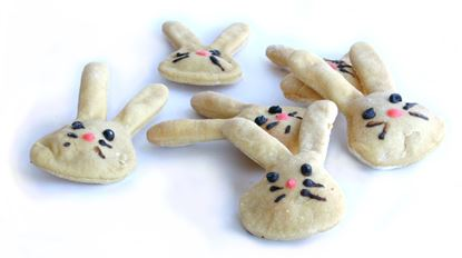 Picture of Peanut Butter Easter Bunnies