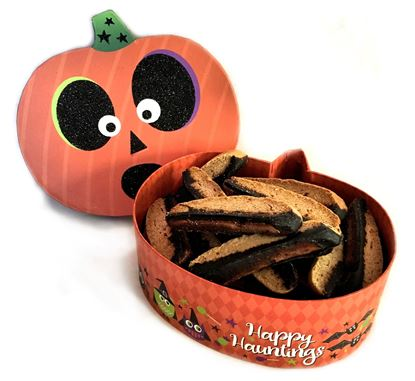 Picture of Pumpkin Treat Box