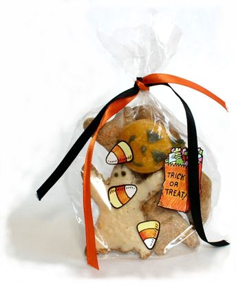 Picture of Trick-or-Treat Dog Bags