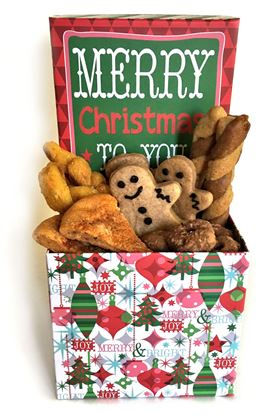 Picture of Christmas Treat Box