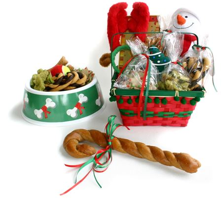 Picture for category Christmas Dog Treats