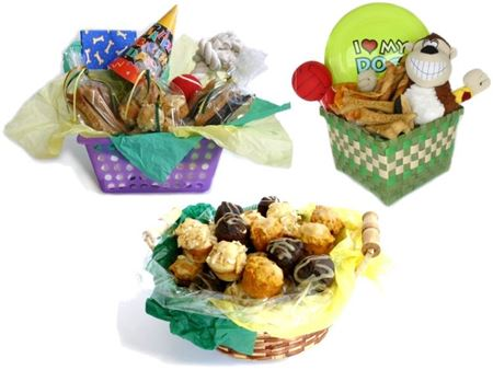 Picture for category Dog Gift Baskets