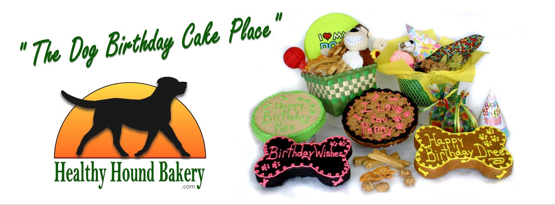 Easter Dog Treats And Baskets From Healthy Hound Bakery