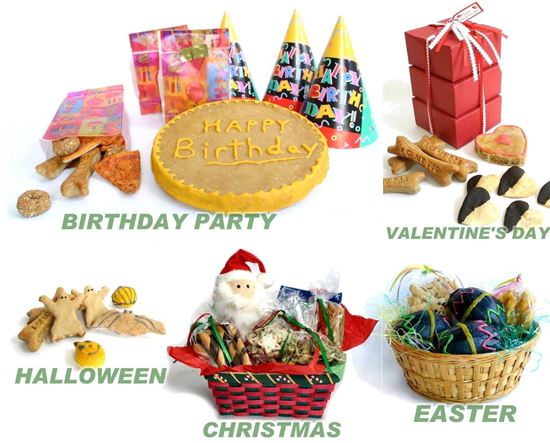Picture of Holiday Treats for a Year