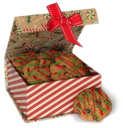Picture of Holiday Cookie Box