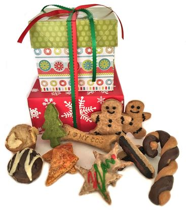 Picture of Holiday Cookie Tower